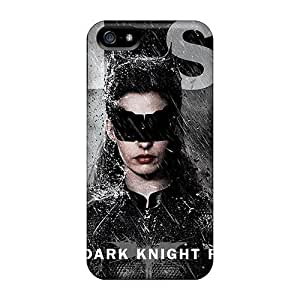 New Cute Funny Catwoman Dark Knight Rises Case Cover Iphone 5C Case Cover