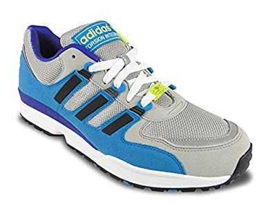 adidas Men Torsion Integral S Gry- Shoes Green Size: 6