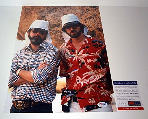 George Lucas Signed Autograph 11x14 Photo PSA/DNA COA #3