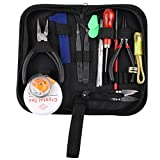 Kissbuty 27Pcs Jewelry Making Tools Kit with Zipper Storage Case for Jewelry Crafting and Jewelry Repair