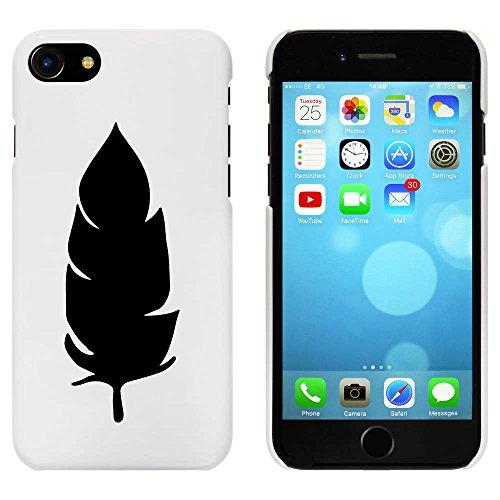 Blanc 'Plume d'Oiseau' étui / housse pour iPhone 7 (MC00082338)