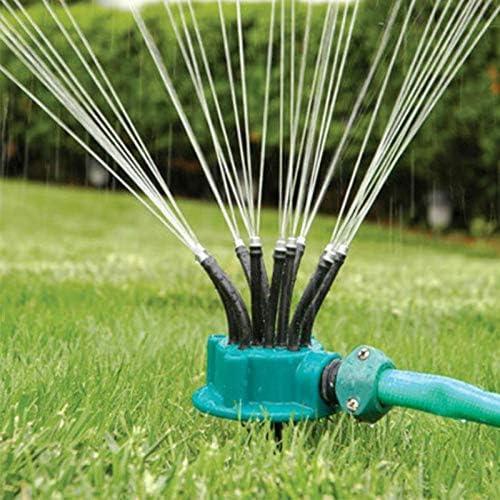 Shoppy Star - Aspersor de jardín de 360 Grados, Flexible, para riego automático, con Boquilla de riego para jardín, Sistema de riego de Plantas: Amazon.es: Jardín