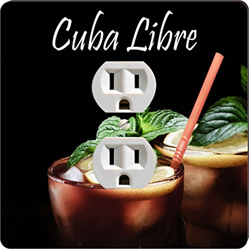(Rikki Knight 1979 Outlet Cuba Libre Design Outlet Plate )