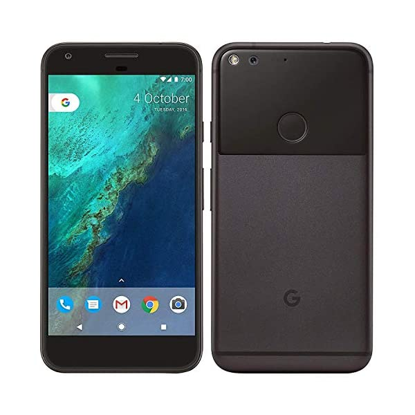 51lJJEFgdZL. SS600 - Google Pixel GSM Unlocked (Renewed) (32GB, Gray)