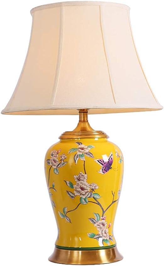 SLH Lámpara de Mesa de cerámica, Lado de la Sala de Estar, Algunos ...