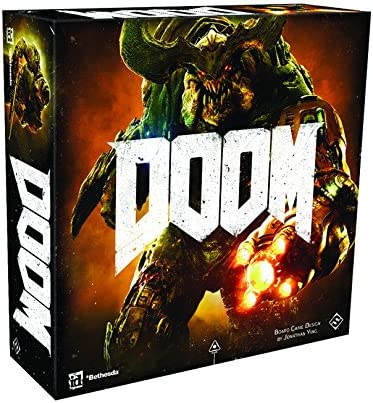 Doom Boardgame 2nd Edition - English: Amazon.es: Hogar