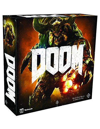 Doom: The Board Game Second Edition]()