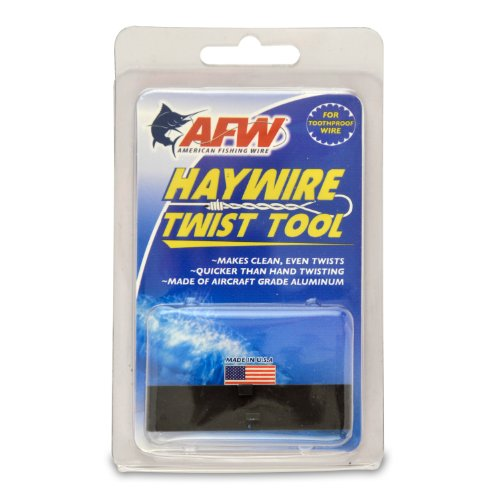 American Fishing Wire Haywire Twist Tool - Haywire Twist Tool