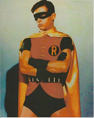 Batman TV series Burt Ward as Robin- 8 x 10 Movie Photo 004