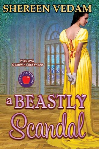 Book: A Beastly Scandal by Shereen Vedam