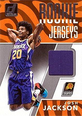 free shipping 86b64 88b0b Amazon.com: 2017-18 Panini Donruss Rookie Jerseys #RJ-JJ-4 ...