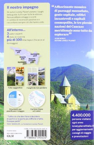 Georgia, Armenia e Azerbaigian