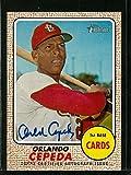 Baseball MLB 2017 Topps Heritage Real One Autographs #ROA-OC Orlando Cepeda NM-MT Auto Cardinals