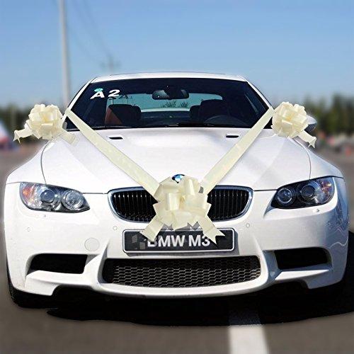 Wedding Car Ribbon: Amazon.co.uk
