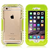 iPhone 6s Waterproof Case, iThroughTM iPhone 6 4.7 inch Waterproof Case, Dust Proof, Snow Proof, Shock Proof Case, Heavy Duty Carrying Cover Case for iPhone 6 iPhone 6S