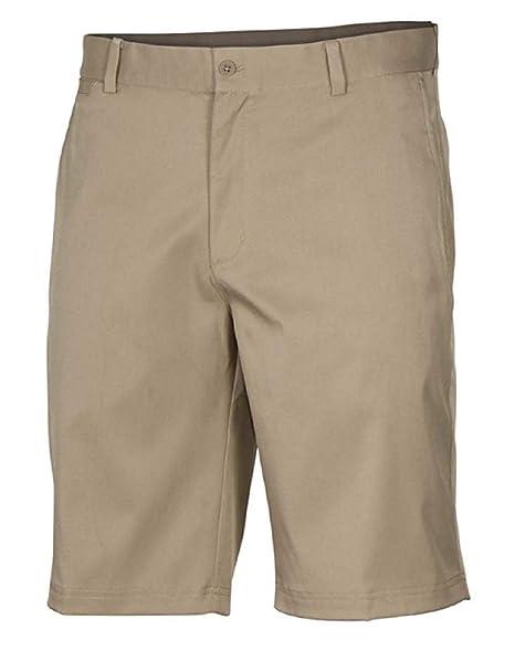 altamente elogiato moda più desiderabile outlet Nike Mens Flat Front Stretch Golf Shorts Khaki (38): Amazon.co.uk ...