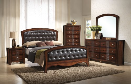 Elements 5-Piece Clifton Bedroom Set, King