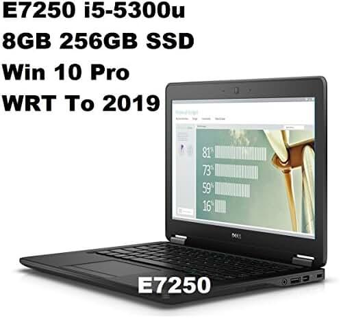 Dell Latitude E7250 Business ULTRABOOK: 12.5