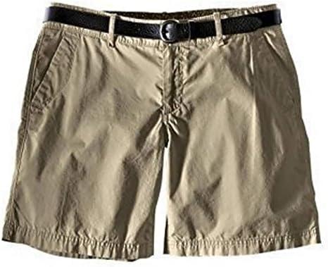 Shorts Bermudas Mujer de Eddie Bauer - algodón, beige, 100 ...