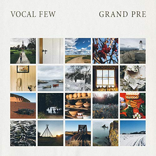 Vocal Few - Grand Pre (2018)