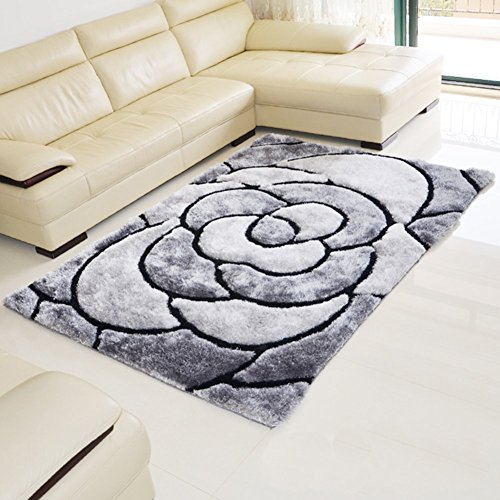 HOMEE the Carpet for the Living Room / Coffee Table Carpets/[Modern],Simple,3D Stereo, Household Carpet,A,80X120Cm(31X47Inch) by HOMEE