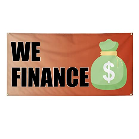 8 Grommets 44inx110in Vinyl Banner Sign Most Cash Better Deal Business Most Cash Marketing Advertising Navy One Banner Multiple Sizes Available