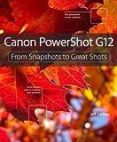 Canon PowerShot G12, Jeff Carlson, 0321771613