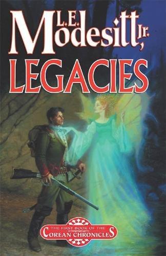 Legacies: A Corean Chronicles Novel
