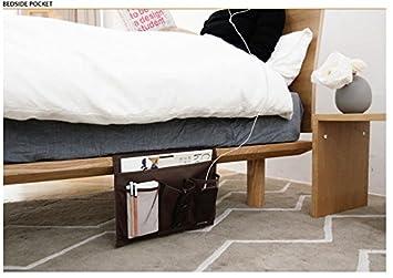 nachttisch ans bett hngen free wie an der wand befestigen regal with nachttisch ans bett hngen. Black Bedroom Furniture Sets. Home Design Ideas