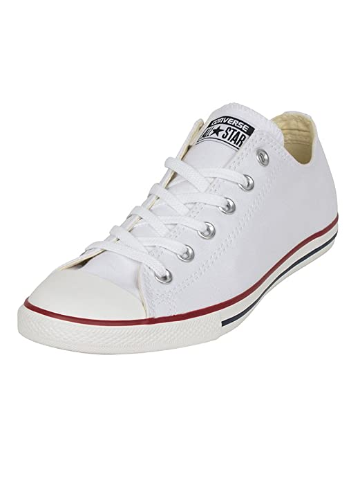 Converse - White Chuck Taylor Lean Ox Trainers - Mens - Size: UK 08