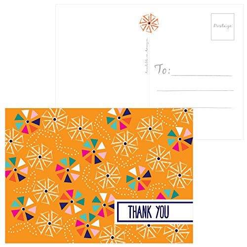 60 Postcards - Tribal Thank You - 6 Different Images Photo #5
