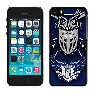 Cool Iphone 5c Case for Boys Ncaa Conference USA Rice Owls 3 Cheap Cell Phone Accessories Skin Protector