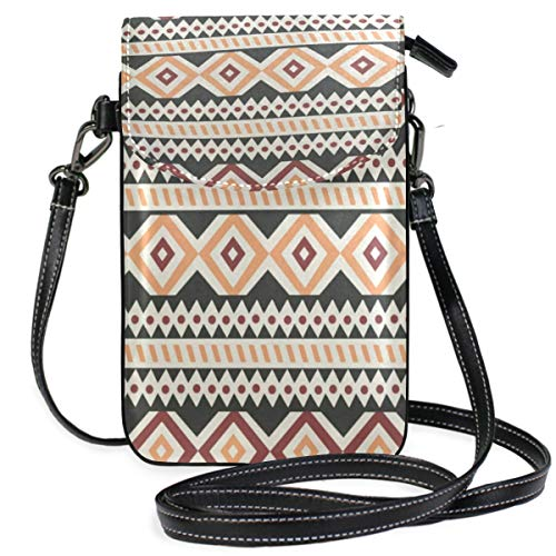 Colorful Bohemian Pattern Small Crossbody Bag Cell for sale  Delivered anywhere in USA