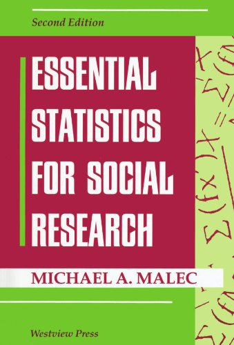 Essential Statistics For Social Research: Second Edition