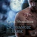 Schwarze Lust (Die Herren der Unterwelt 3) | Gena Showalter