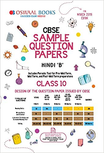 cbse sample papers for class 10 2019 pdf