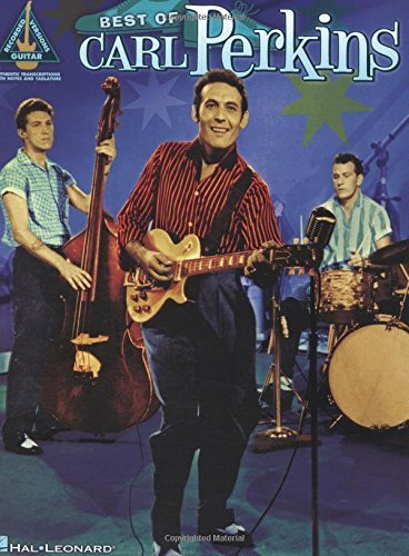 Best of Carl Perkins Songbook (Guitar Recorded - Hours Perkins