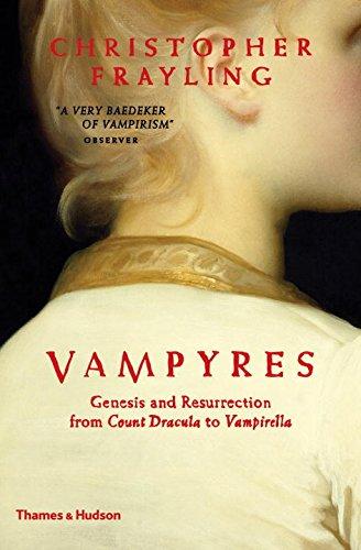 Image of Vampyres: Genesis and Resurrection: from Count Dracula to Vampirella