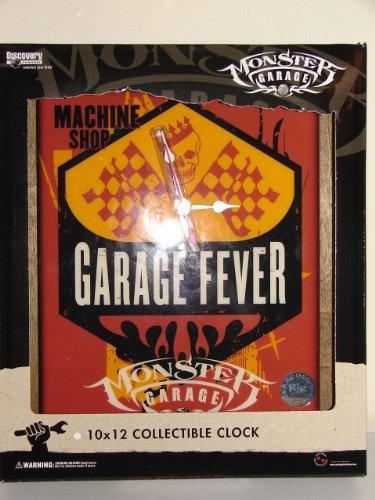 Garage Wall Clock
