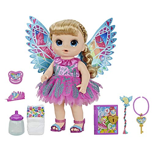 Boneca Edição Especial 2018 - Hasbro, Baby Alive, Loira