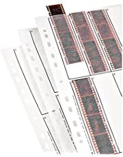 Hama - Negative Sleeves, 24 x 36 mm, Glassine Matt, 315 mm, 250 mm (Importado)
