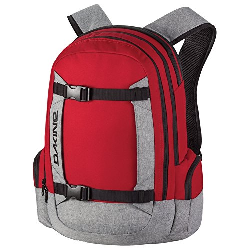 Dakine Mission 25L Laptop Backpack (Red)