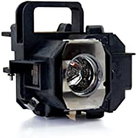 elamp49 Replacement Lamp with Housing for Projectors
