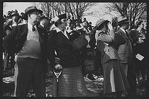 HistoricalFindings Photo: Point to Point Cup Race,Maryland Hunt Club,Worthington Valley,Glyndon,FSA,19 (Valley Maryland Hunt)