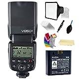 Godox Ving V850II GN60 2.4G 1/8000s HSS Camera Flash Speedlight ,1.5s recycle time