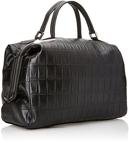 Gaudì V7ai-70587 Big Top Handle Bag-Linea Allison, Borsa a Mano Donna, Nero (Black), 38 x 21 x 17 cm (W x H x L)