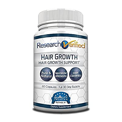 Research Verified Hair Growth