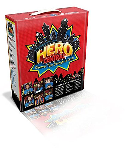 Vacation Bible School 2017 VBS Hero Central Super Starter Kit: Discover Your Strength in God!
