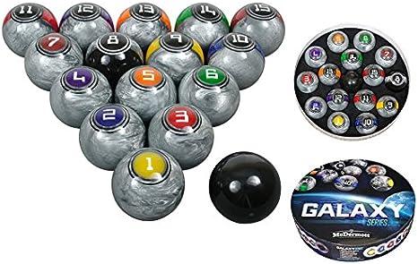 McDermott Galaxy serie profesional billar bolas de billar en alto ...