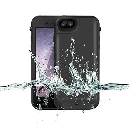 Waterproof Rechargeable Battery Case Charger Cover Shake Sno